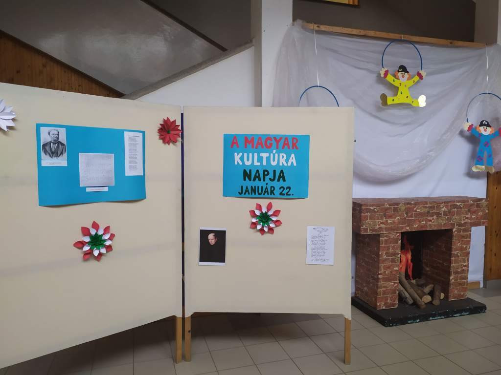 Megemlékezés a Magyar Kultúra Napján