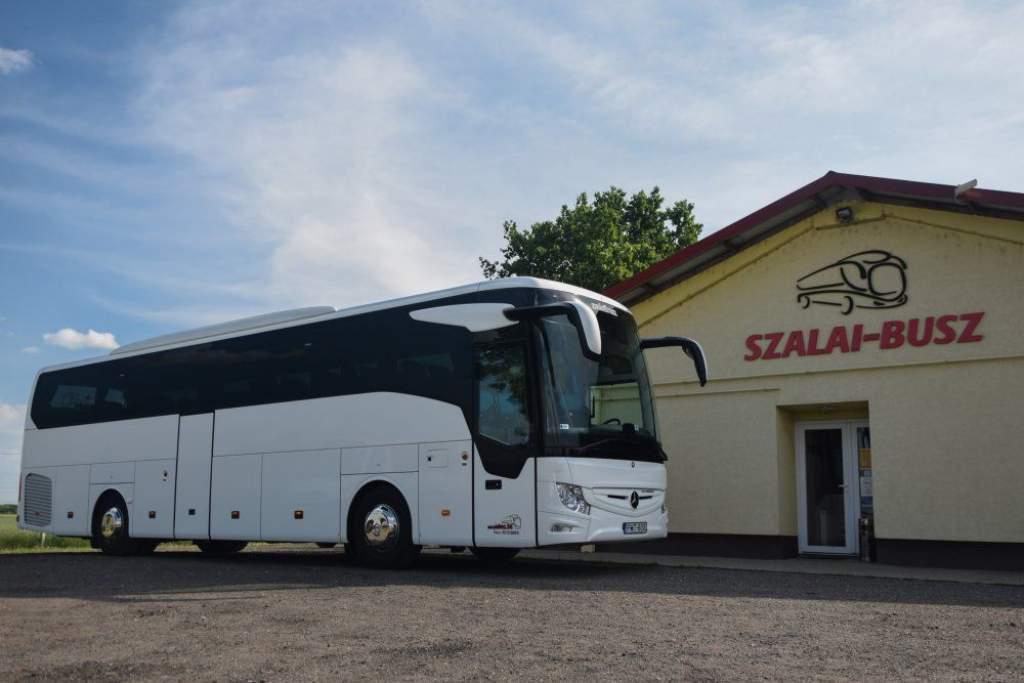A határok mielőbbi nyitásában bíznak a Szalai Busznál is