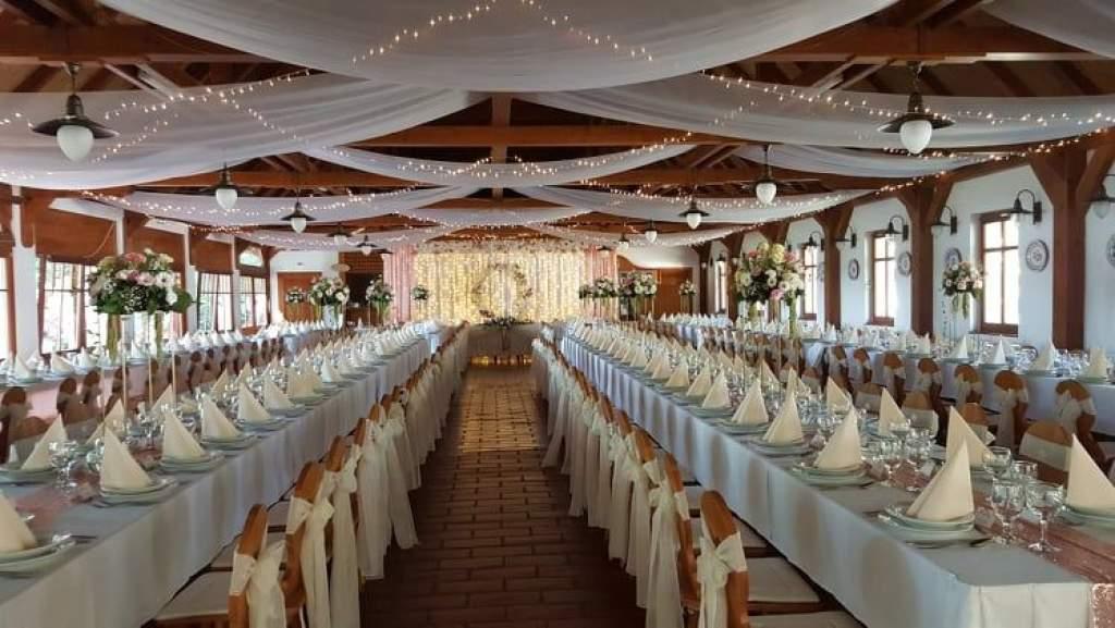 Szenvedélye az esküvő