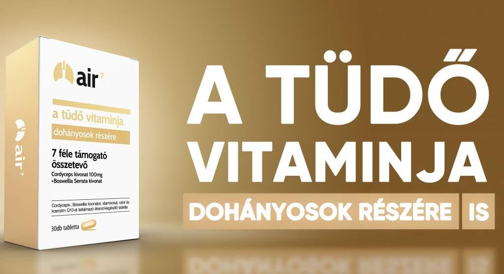 Vitaminkészítmény, dohányzóknak