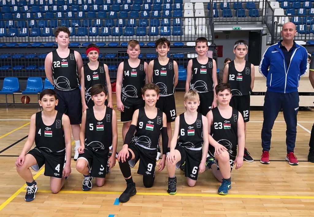 U12 Fiúk: a nehézségek ellenére is hoztuk a kötelezőt