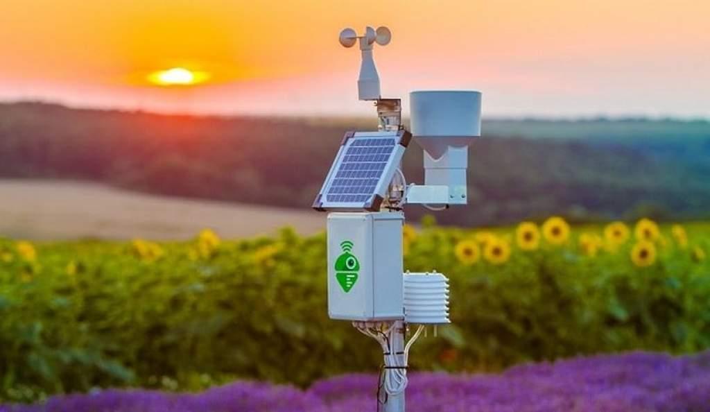 Korszerű meteorológiai adatok az agrárium szolgálatában