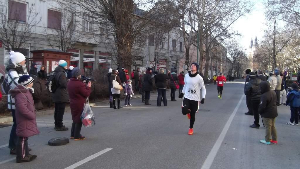 A hideg sem tántorította el a futni vágyókat