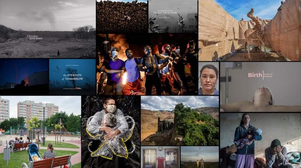 Az év sajtófotóiból is látszik, milyen rendkívüli volt 2020
