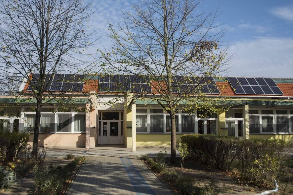56 millió forintból újultak meg a bölcsődék és óvodák energetikai rendszerei