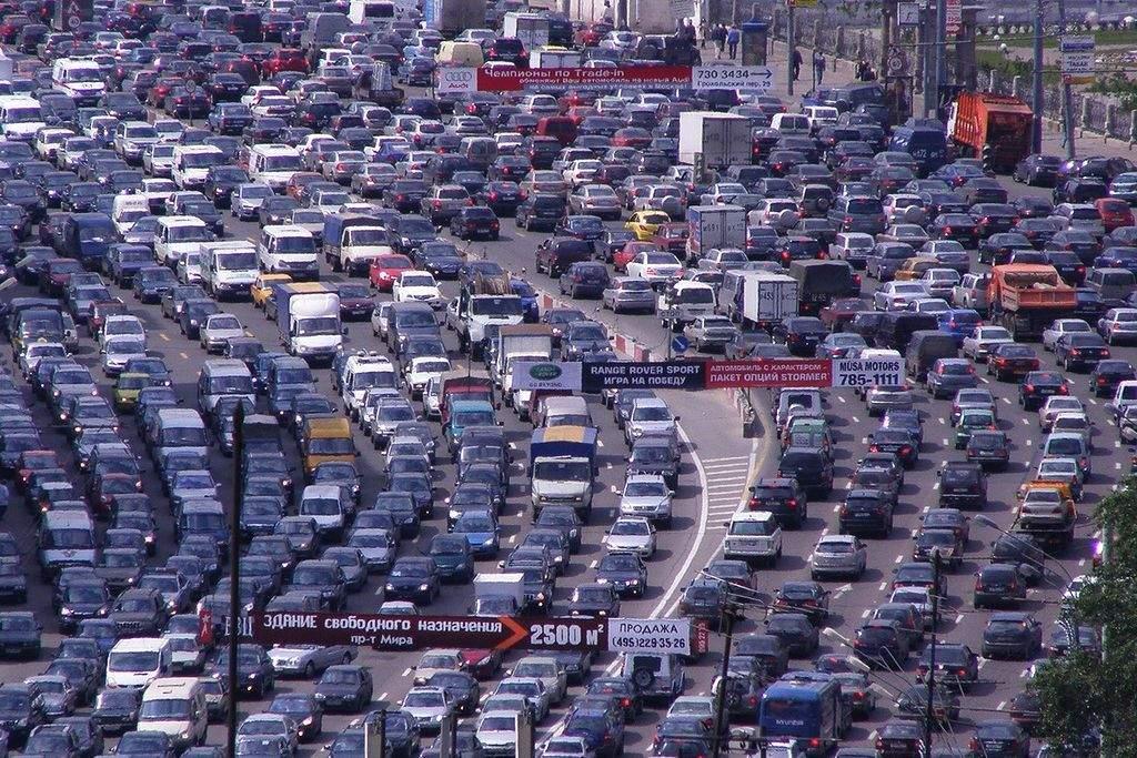 Kevesebb közlekedés = Éghajlatvédelem