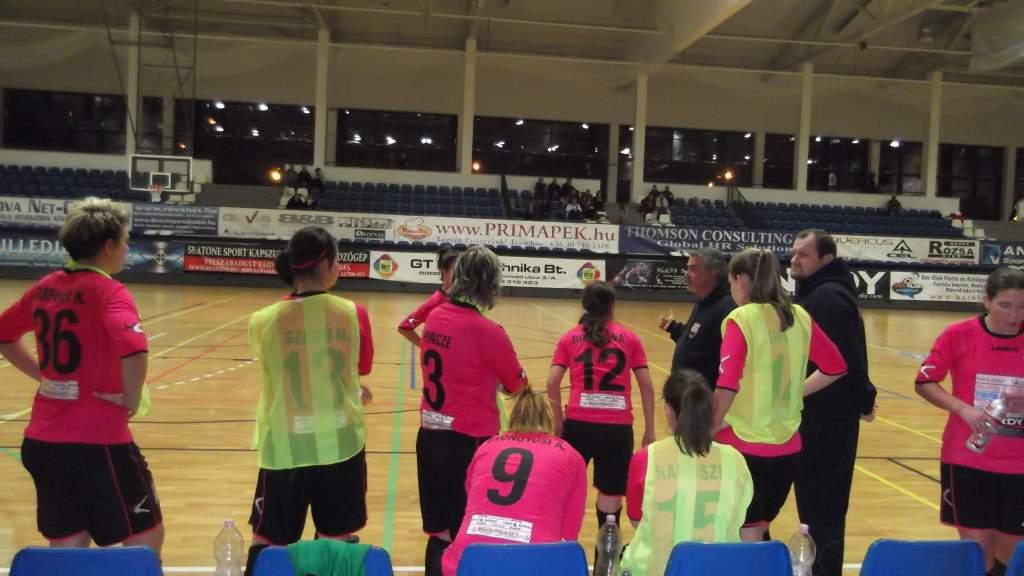 Negyedszer is kupadöntős az Astra Kiskunfélegyháza HFC (videóval)