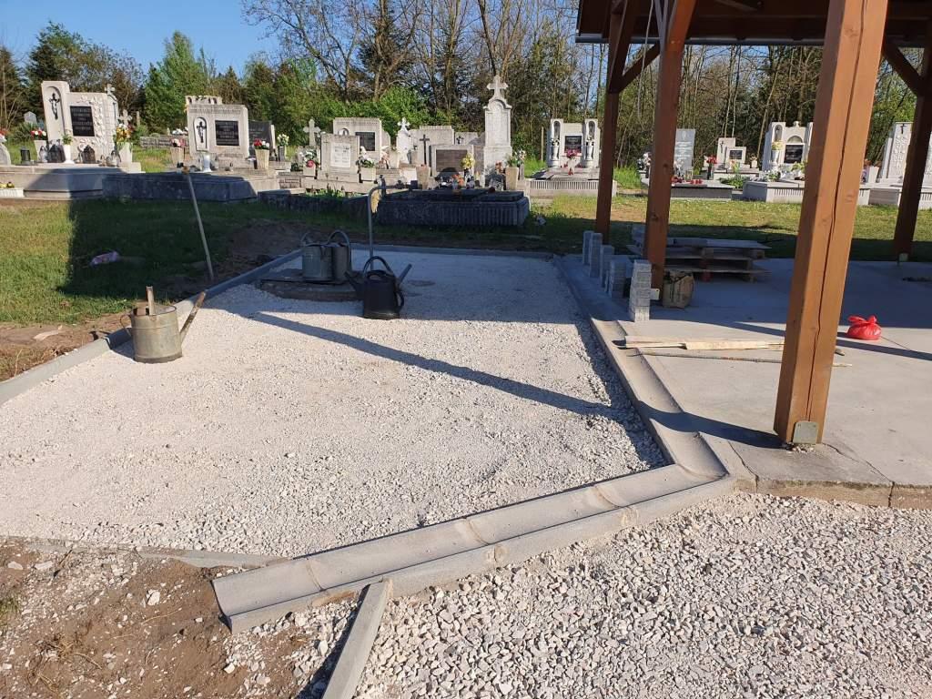 Megújul Fülöpjakabon a temető