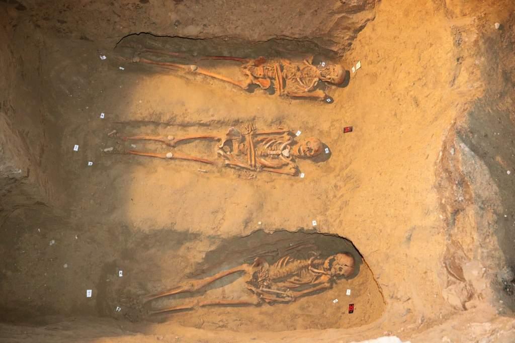 Mátyás korabeli régészeti felfedezés Dunapatajon