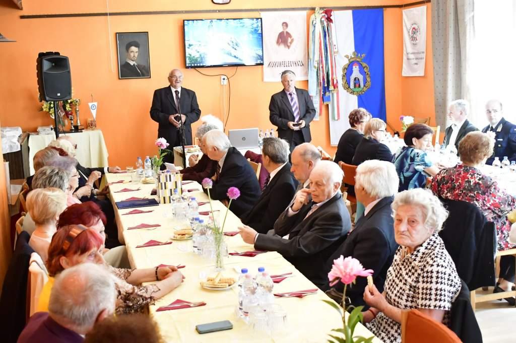Évzáró és tisztújító közgyűlést tartott a Petőfi Sándor Bajtársi Egyesület