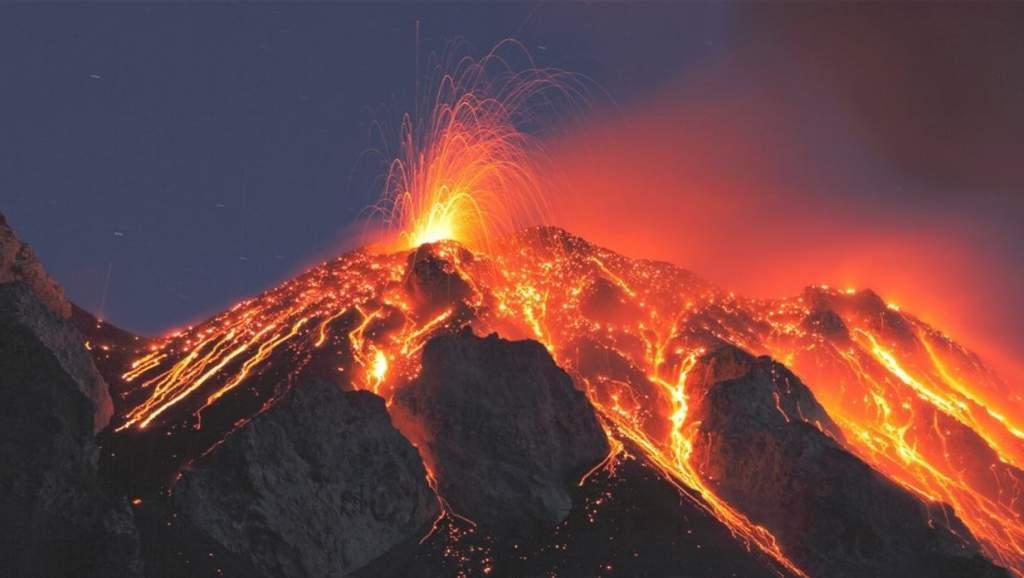 Olasz vulkántúra