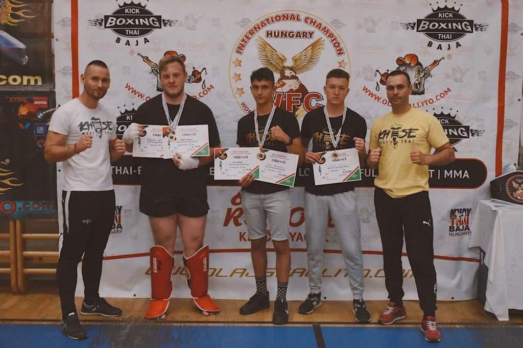 Félegyházi sikerek a K1 magyar bajnokságon