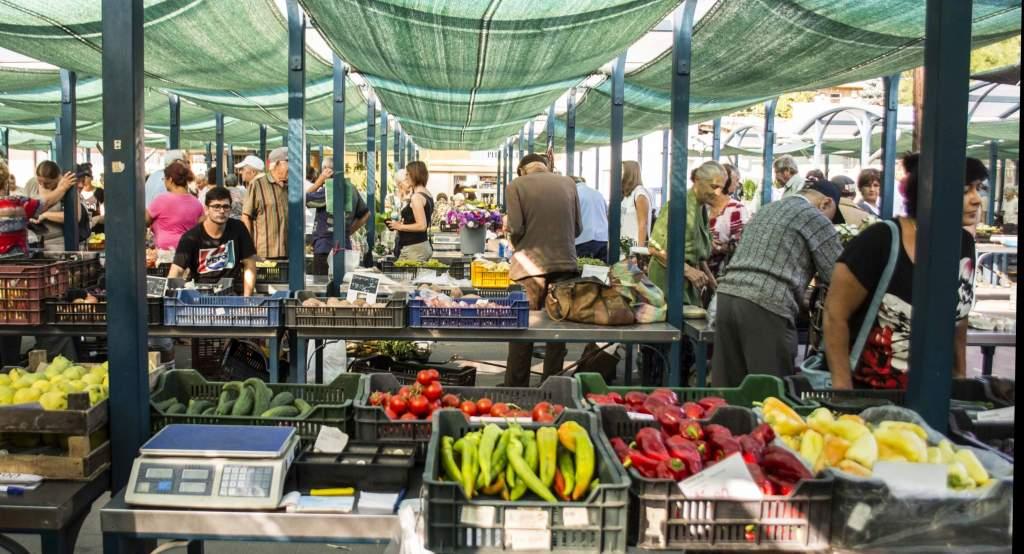 Keresik a megye legszebb piacát
