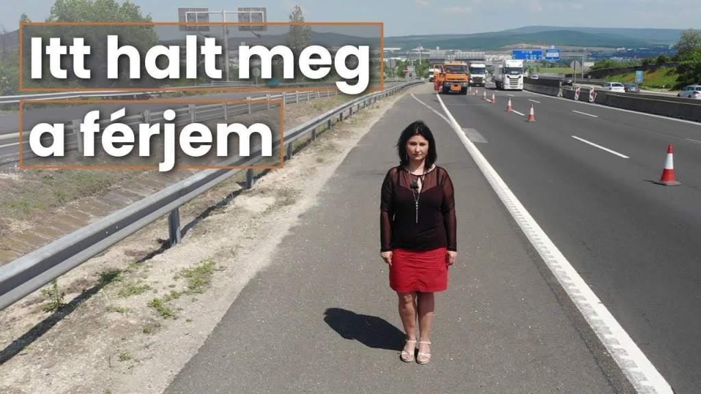 Szívszorító videó, ami után biztosan lassít a közúti munkaterületek előtt