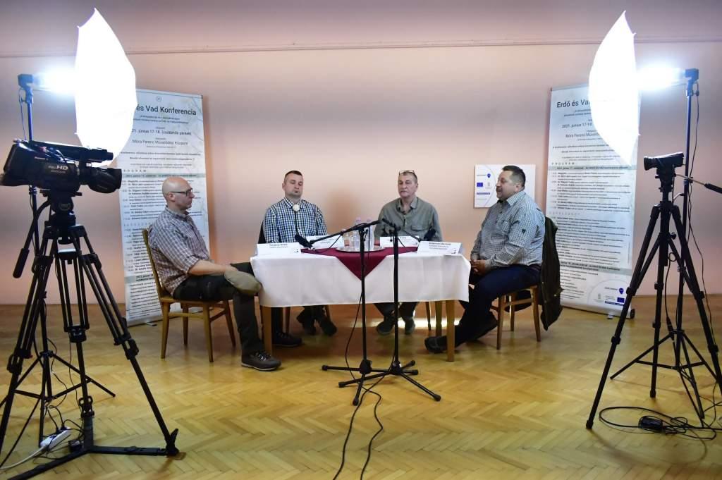 Erdő és Vad Konferencia zajlott Kiskunfélegyházán – videóval