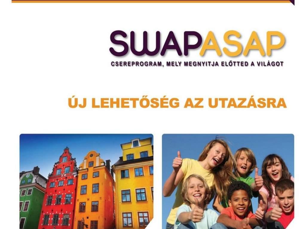SWAPASAP - Csereprogram külföldön