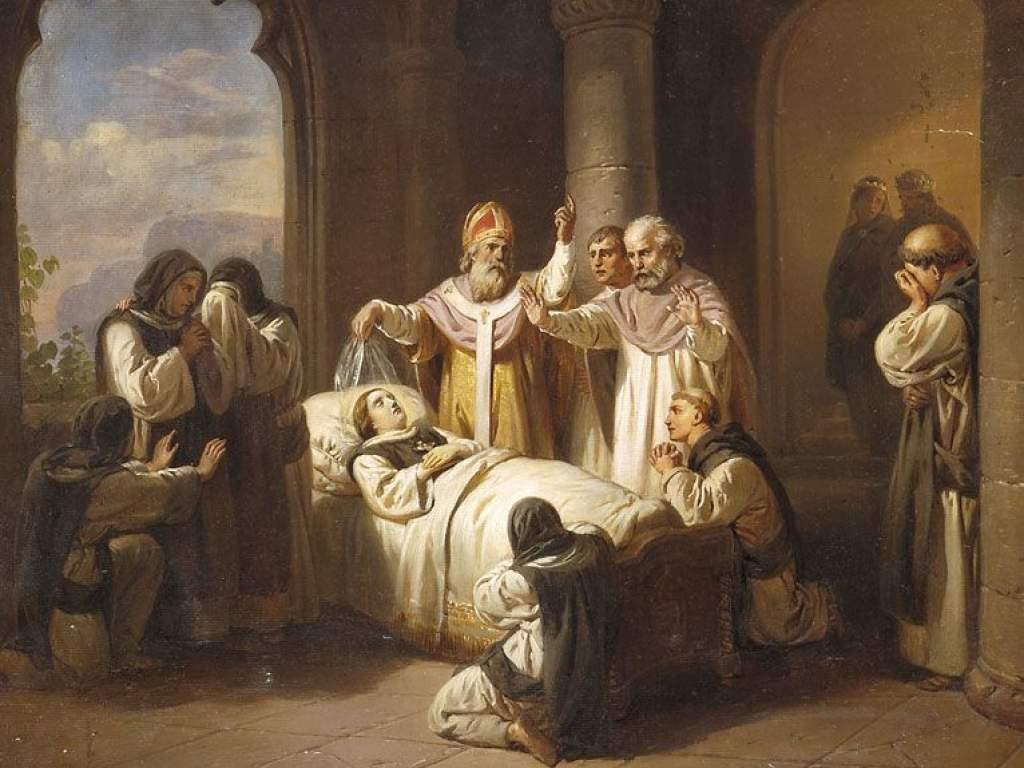 745 éve halt meg Árpád-házi Szent Margit