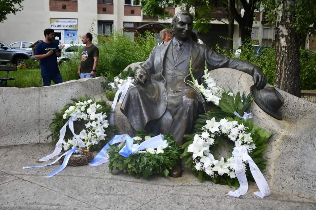 Móra Ferencre emlékeztek Kiskunfélegyházán