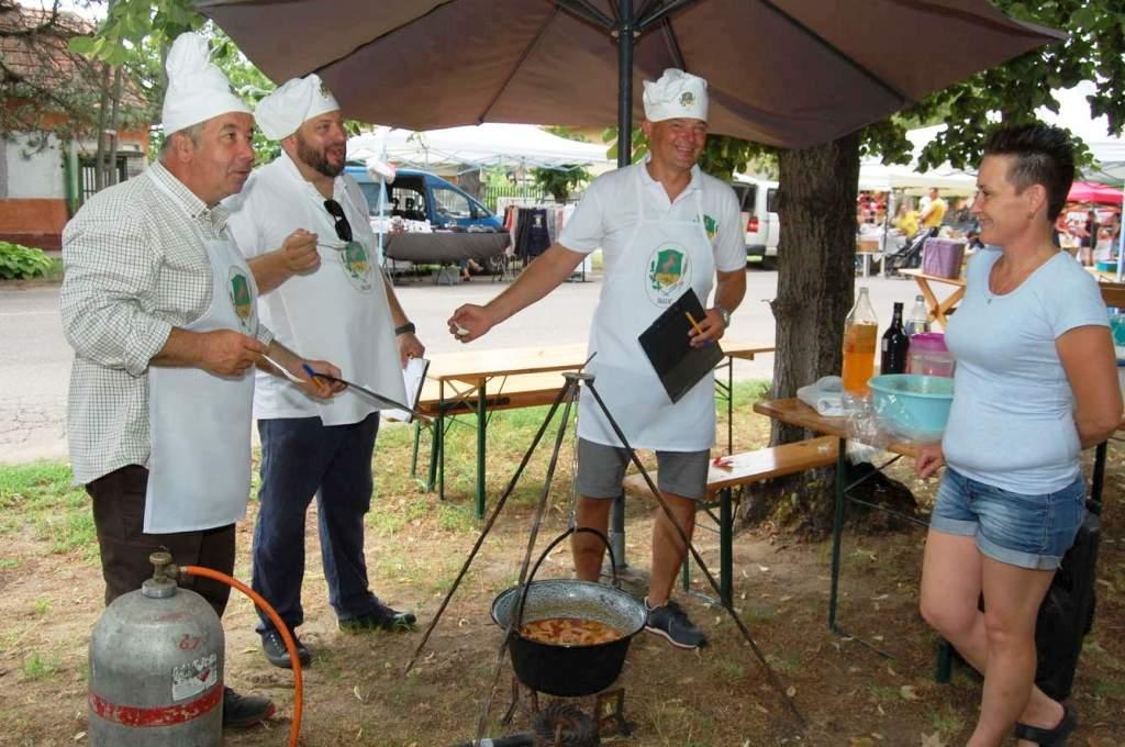 Gazdag program várta a Bugaci Falunap a község apraját, nagyját
