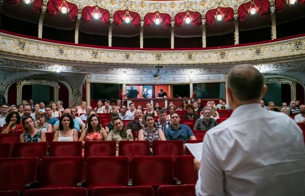 Évadzáró társulati ülés és gála a Kecskeméti Nemzeti Színházban