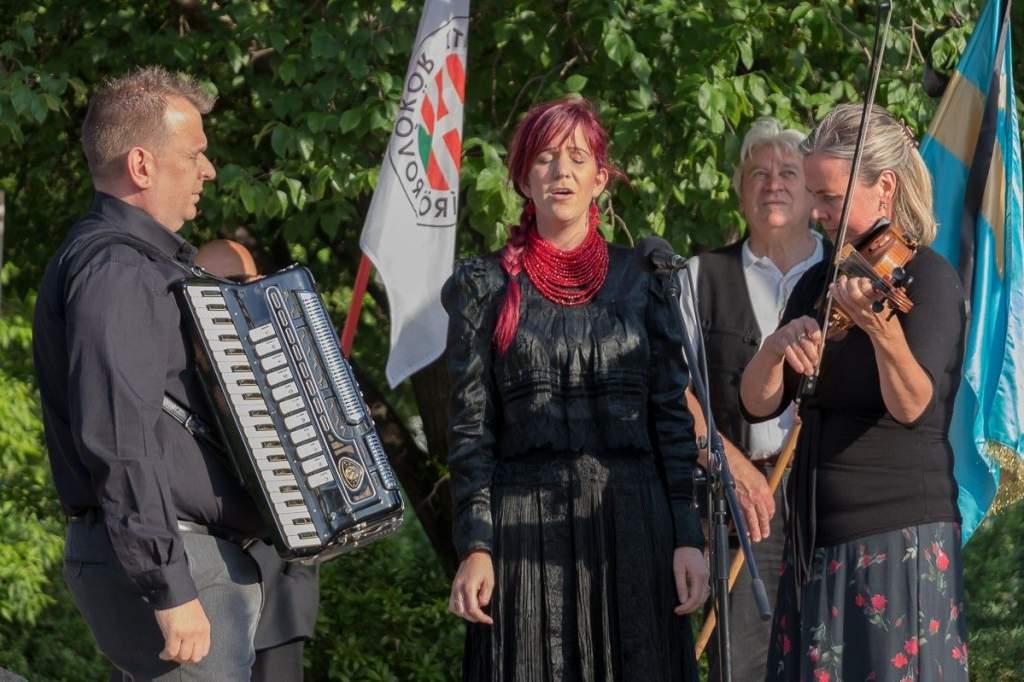 A Zönge zenekar zárja a Béke-Tér-Zene programsorozatot
