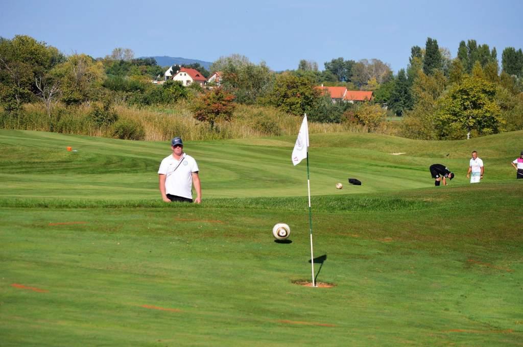 Football-Golf Hungarian Open 2021