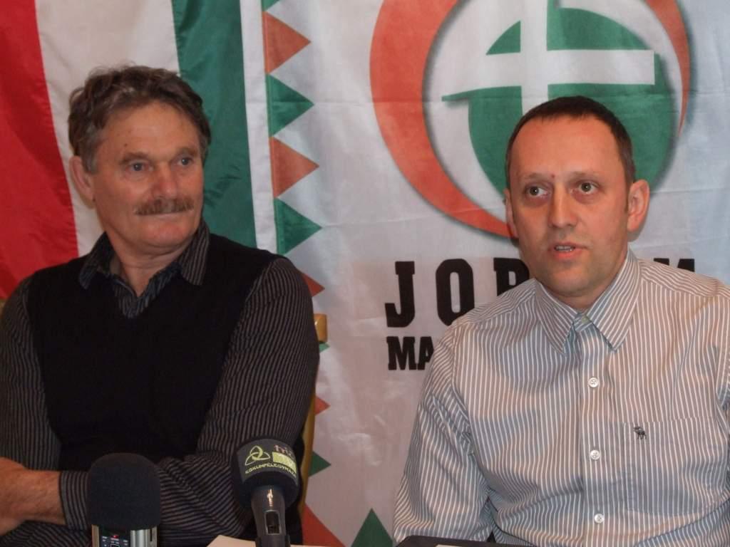 A Jobbik nem házal a kampány ideje alatt
