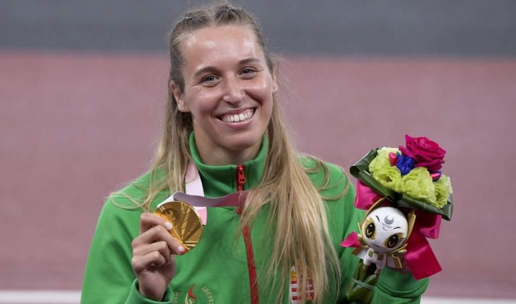 Paralimpiai bajnok lett Ekler Luca