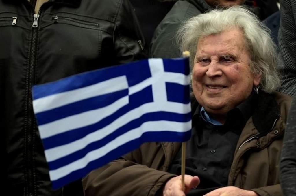 Elhunyt Mikisz Theodorakisz, a világhírű görög zeneszerző