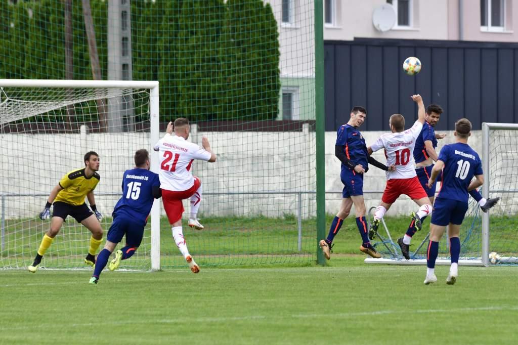 Folytatódik a megyei labdarúgó-bajnokság