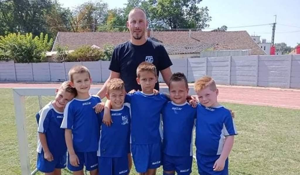 Színvonalas labdarúgótornán szerepelt az FTSI U-7-es csapata
