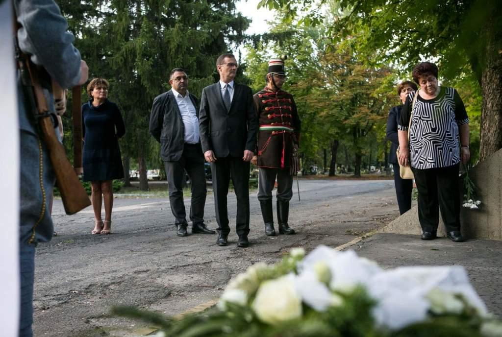 Az ötven éve lezuhant MALÉV-utasszállító áldozataira emlékeztek – videóval