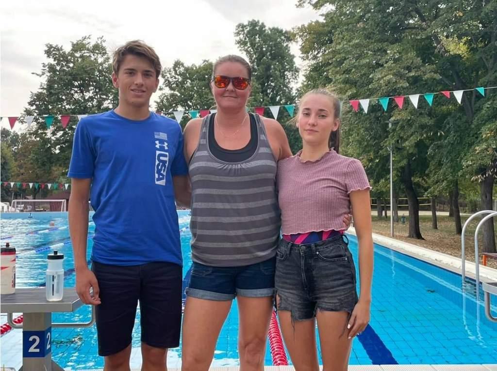Európa-bajnokságra utazik Laura és Kolos