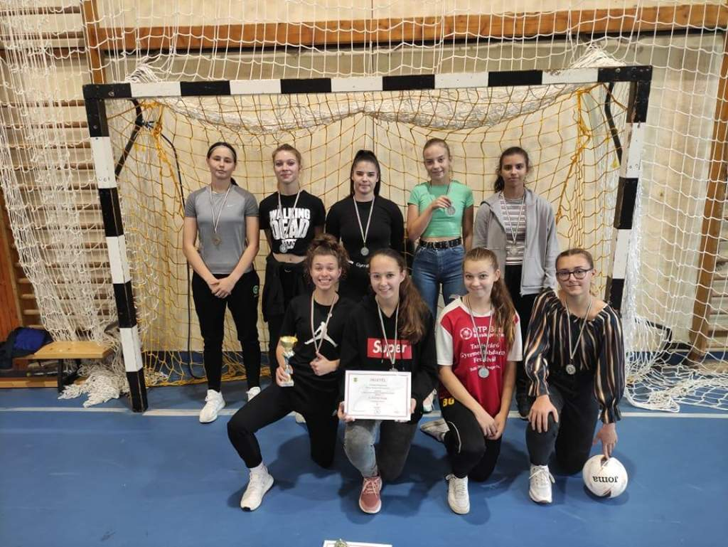 Mórás focista lányok sikere