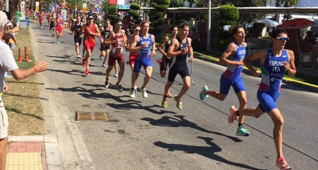 Kiváló félegyházi szereplés a törökországi ifjúsági triatlon Eb-n