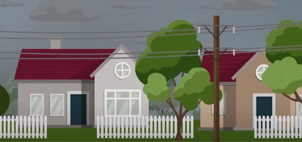 Szakszerű fagondozással a zavartalan áramszolgáltatásért