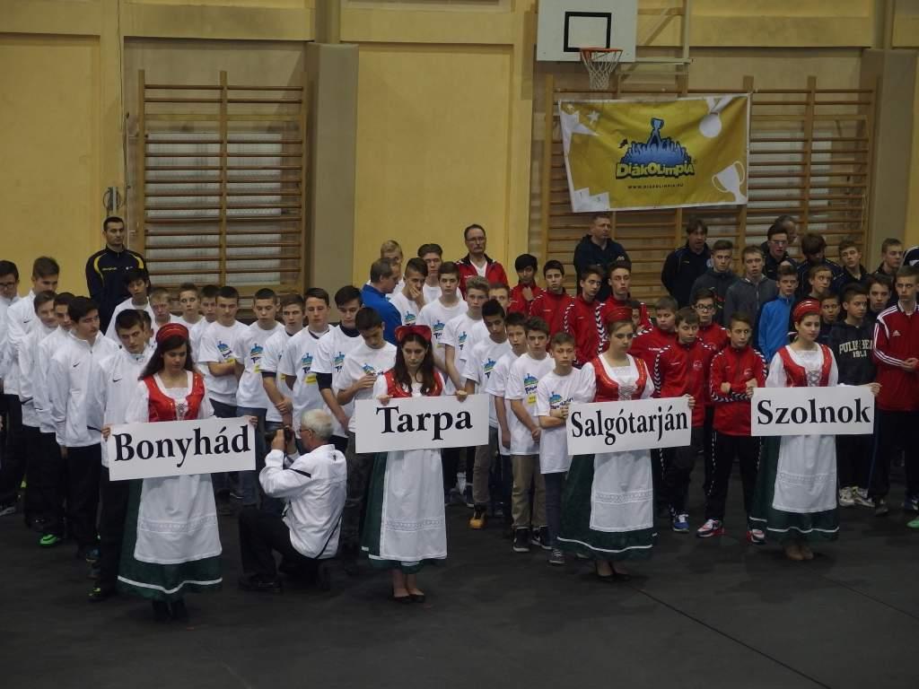 Elkezdődött a futsal diákolimpiai döntő