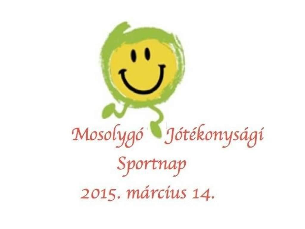 Mosolygó Jótékonysági Sportnap az idősekért