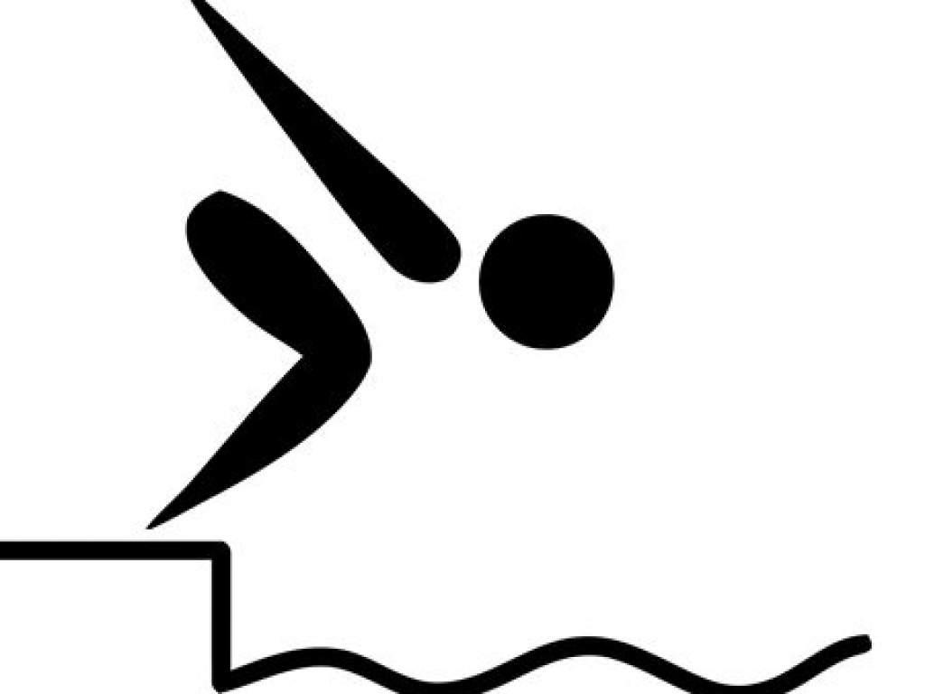 Diáksiker a megyei úszódöntőben