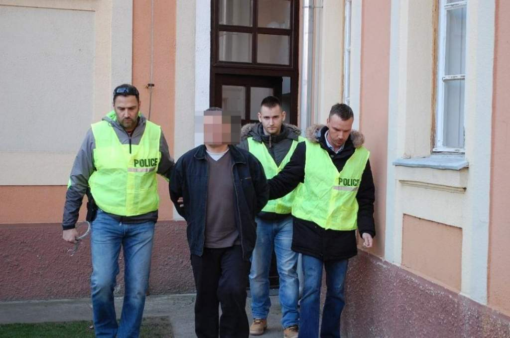 Többszörösen körözött férfit fogtak el hétfőn Kiskunfélegyházán