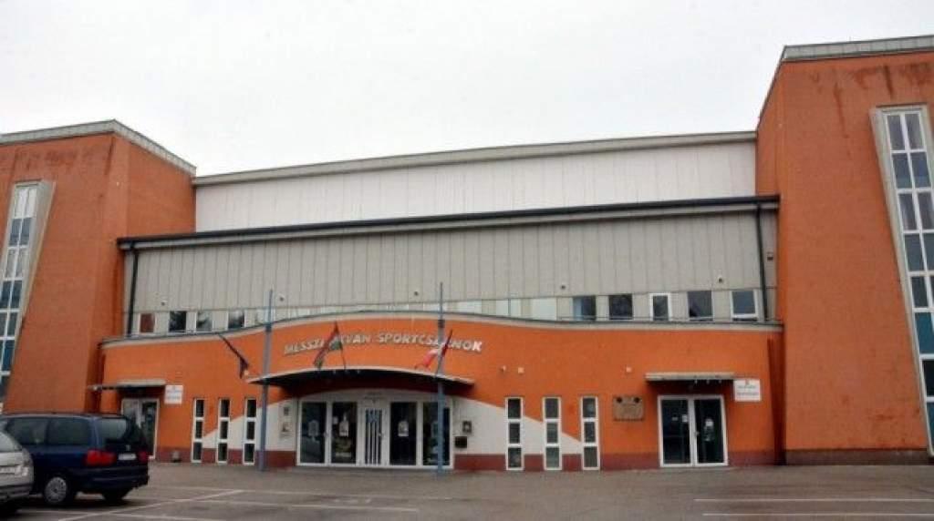 160 milliós fejlesztés valósul meg a Messzi István Sportcsarnokban