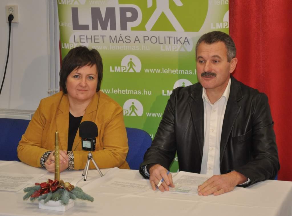 Bemutatkozik az LMP jelöltje