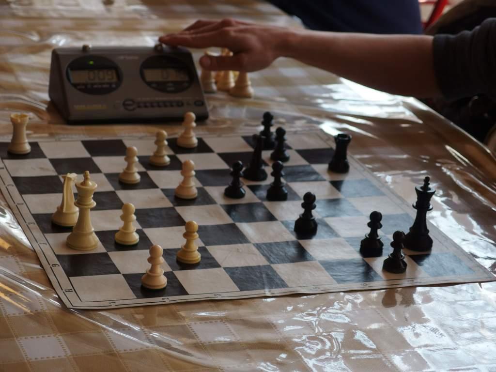 Feljebb lépett a tabellán a sakkcsapat