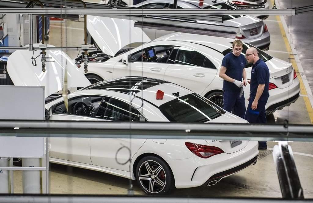Növeli a termelést a Mercedes-Benz kecskeméti gyára