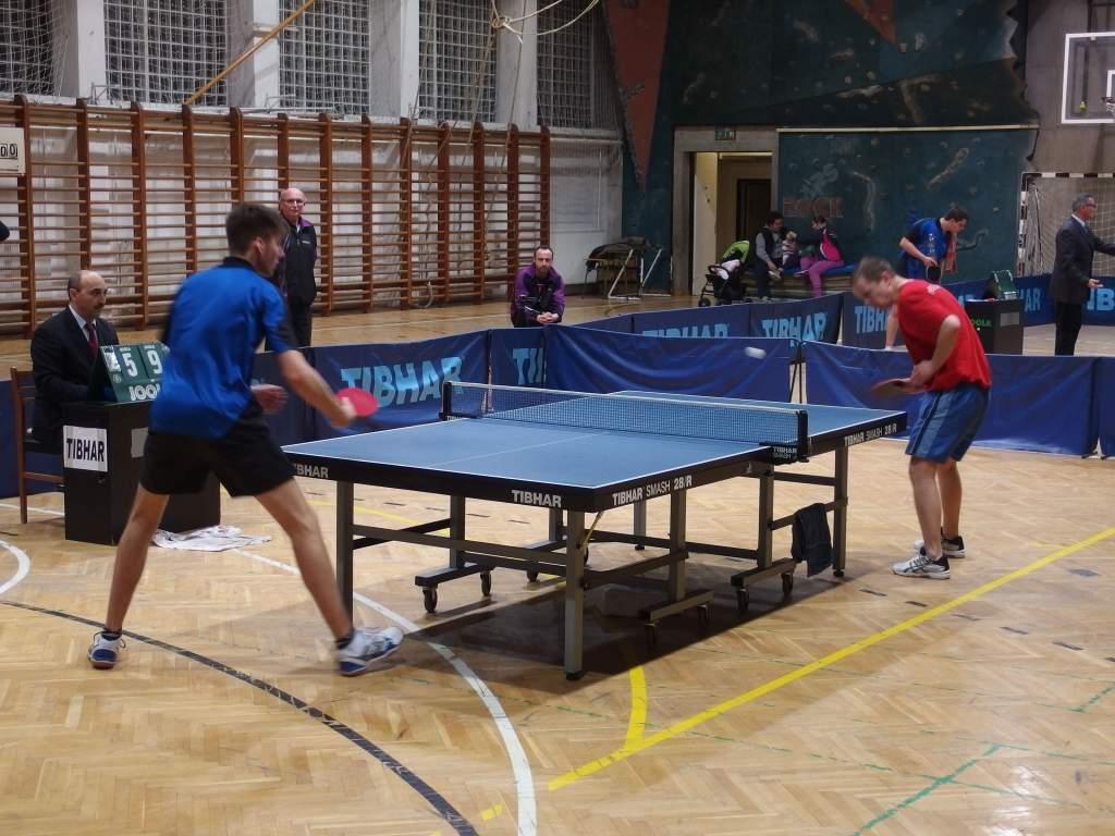 Küzdelmes mérkőzésen kapott ki a Félegyházi Asztalitenisz Sportiskola
