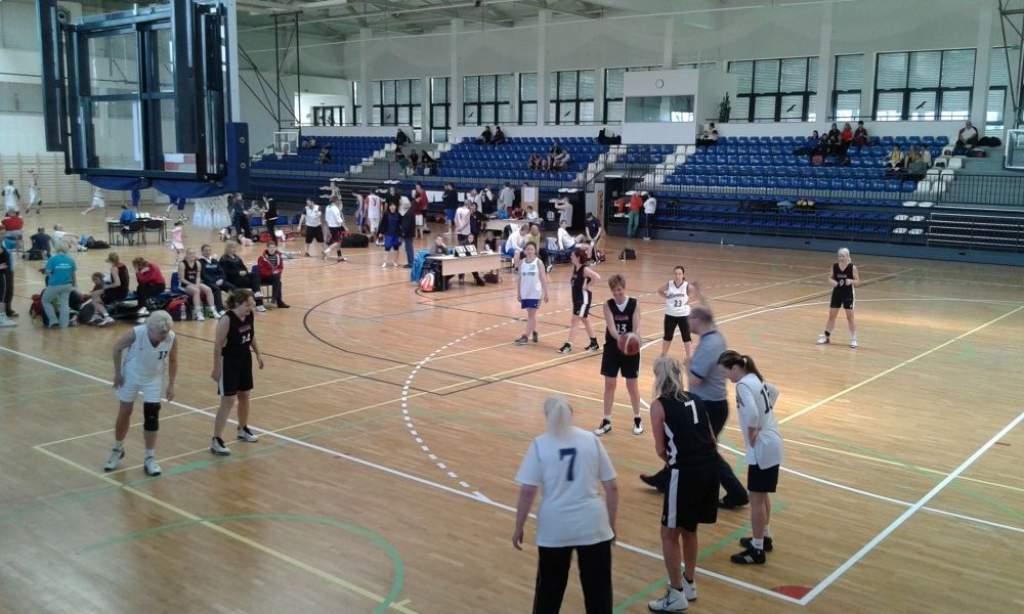 Senior kosárlabda tornát rendeznek április 11-én
