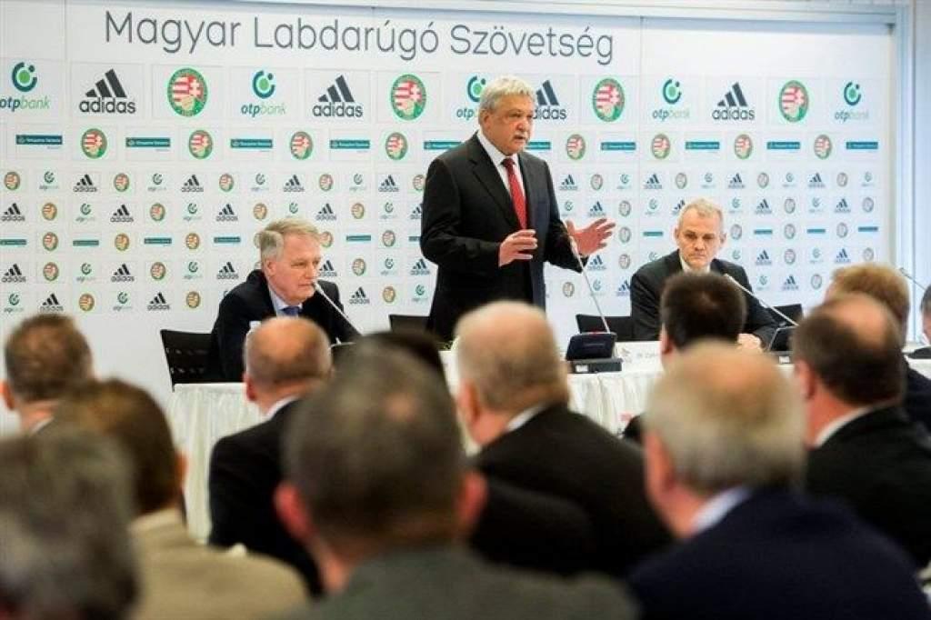 Újabb öt évig Csányi Sándor az MLSZ elnöke
