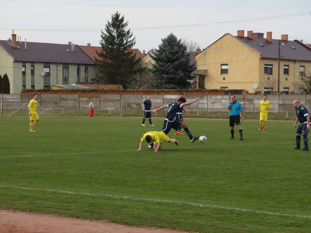Egy gól döntött a KHTK II. javára