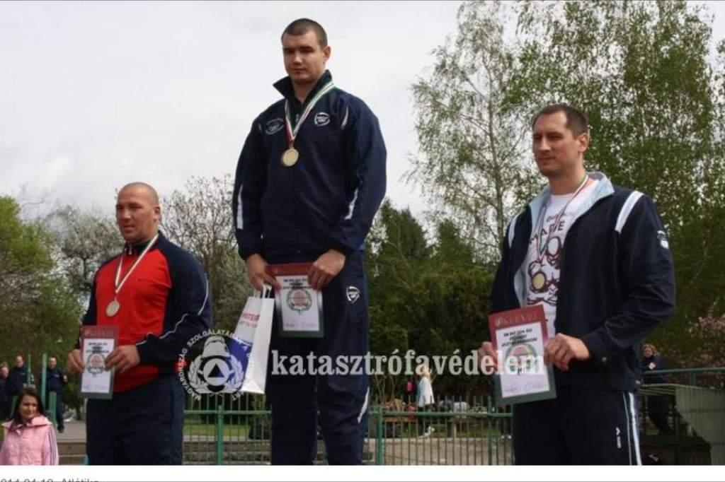 Országos Katasztrófavédelmi Atlétikai Bajnokság Kaposváron