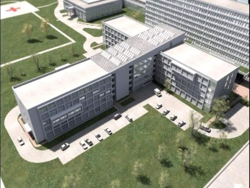 Egy telephelyre kerülhet a kecskeméti megyei kórház